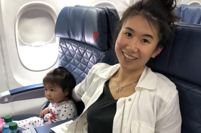 Dr. Mom blog explores baby sleep and travel.