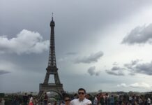 Dr. Mom blog explores trips for Travelling to France with a toddler